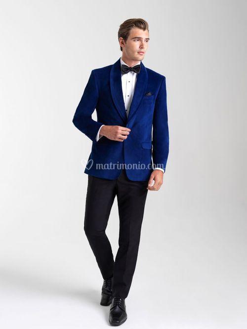 Sapphire Blue Velvet, Allure Men
