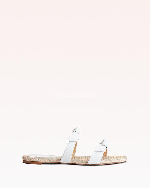 Clarita Braided Flat, Alexandre Birman