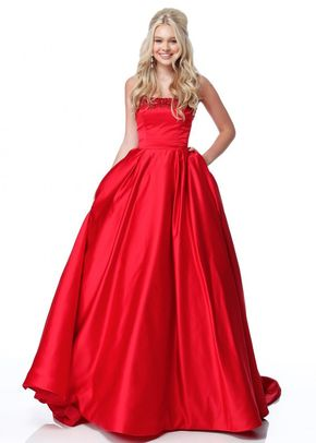 51674 red, Sherri Hill