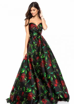 51803 black, Sherri Hill