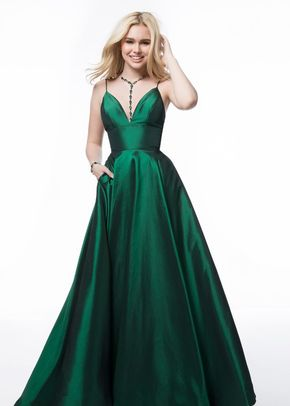 51822 green, Sherri Hill