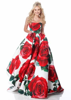 51926 red, Sherri Hill