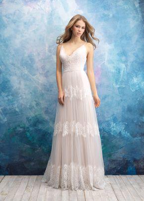 9555 , Allure Bridals