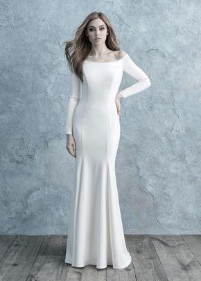 9668, Allure Bridals