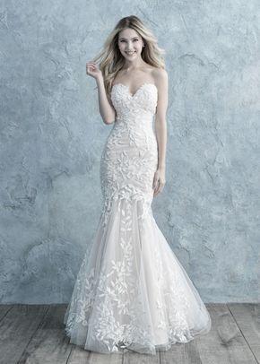 9678, Allure Bridals