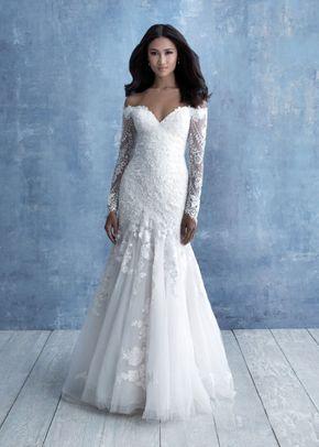 9706, Allure Bridals