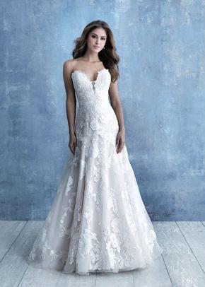 9708, Allure Bridals