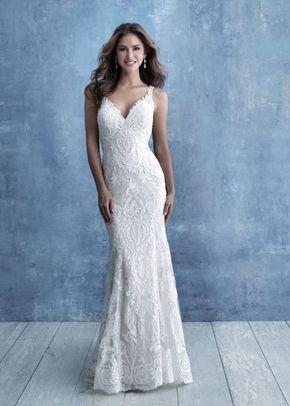 9720, Allure Bridals
