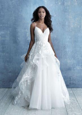 9721, Allure Bridals