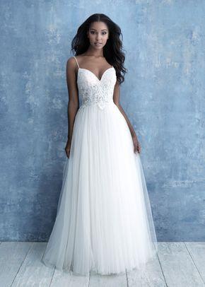9722, Allure Bridals