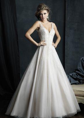 C382, Allure Bridals