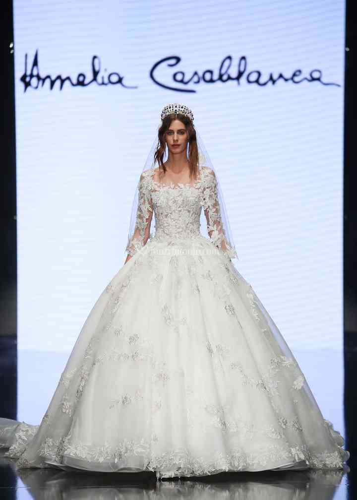 AC052, Amelia Casablanca
