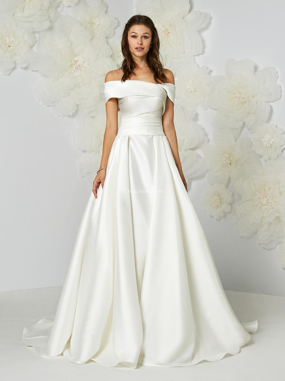Giusi Munafò | Collezioni abiti da sposa