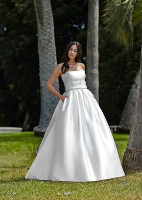 Carlotta, Atlahua Sposa