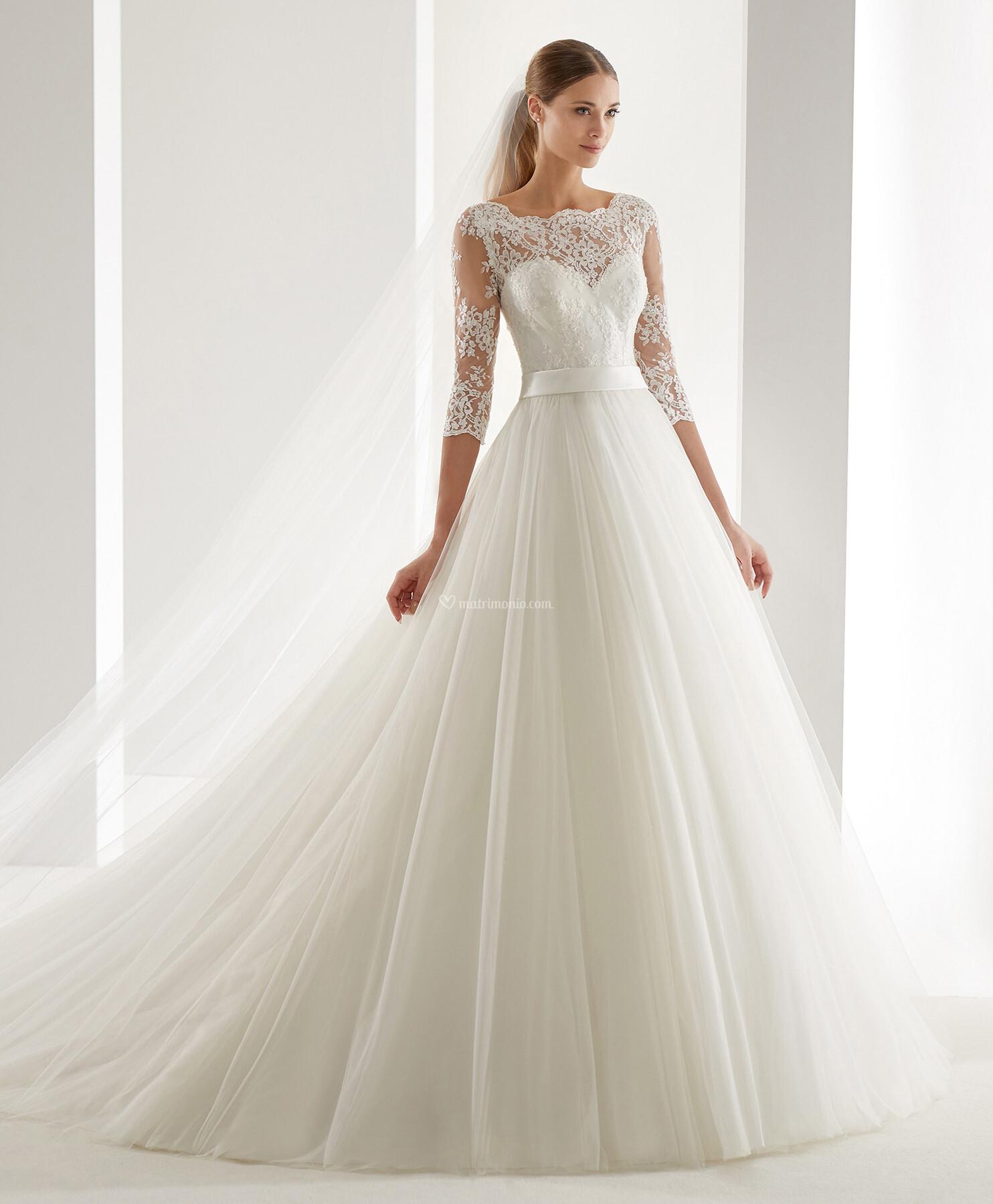 Abiti da Sposa di Aurora - Matrimonio.com ee3c456f734