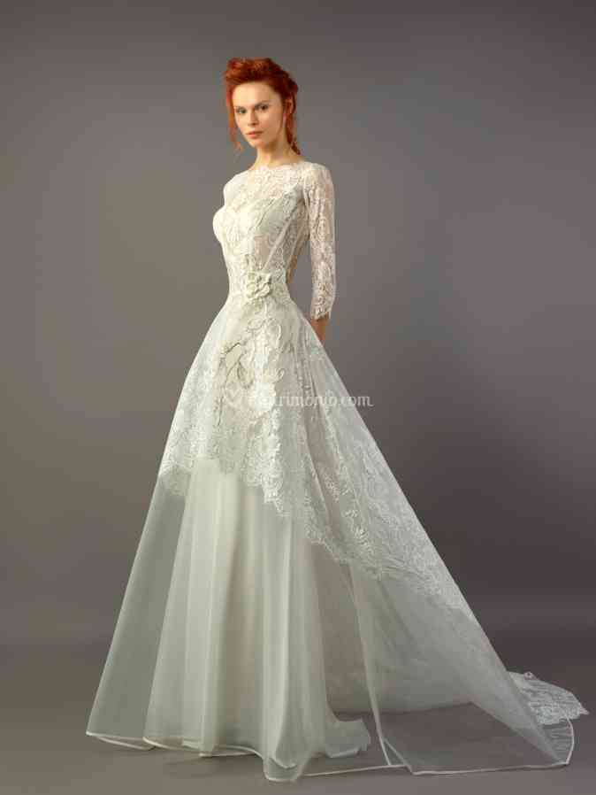 IV1205, Beside Couture By Gemy