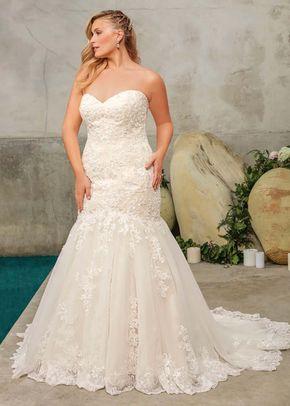 FLORA XL, Casablanca Bridal