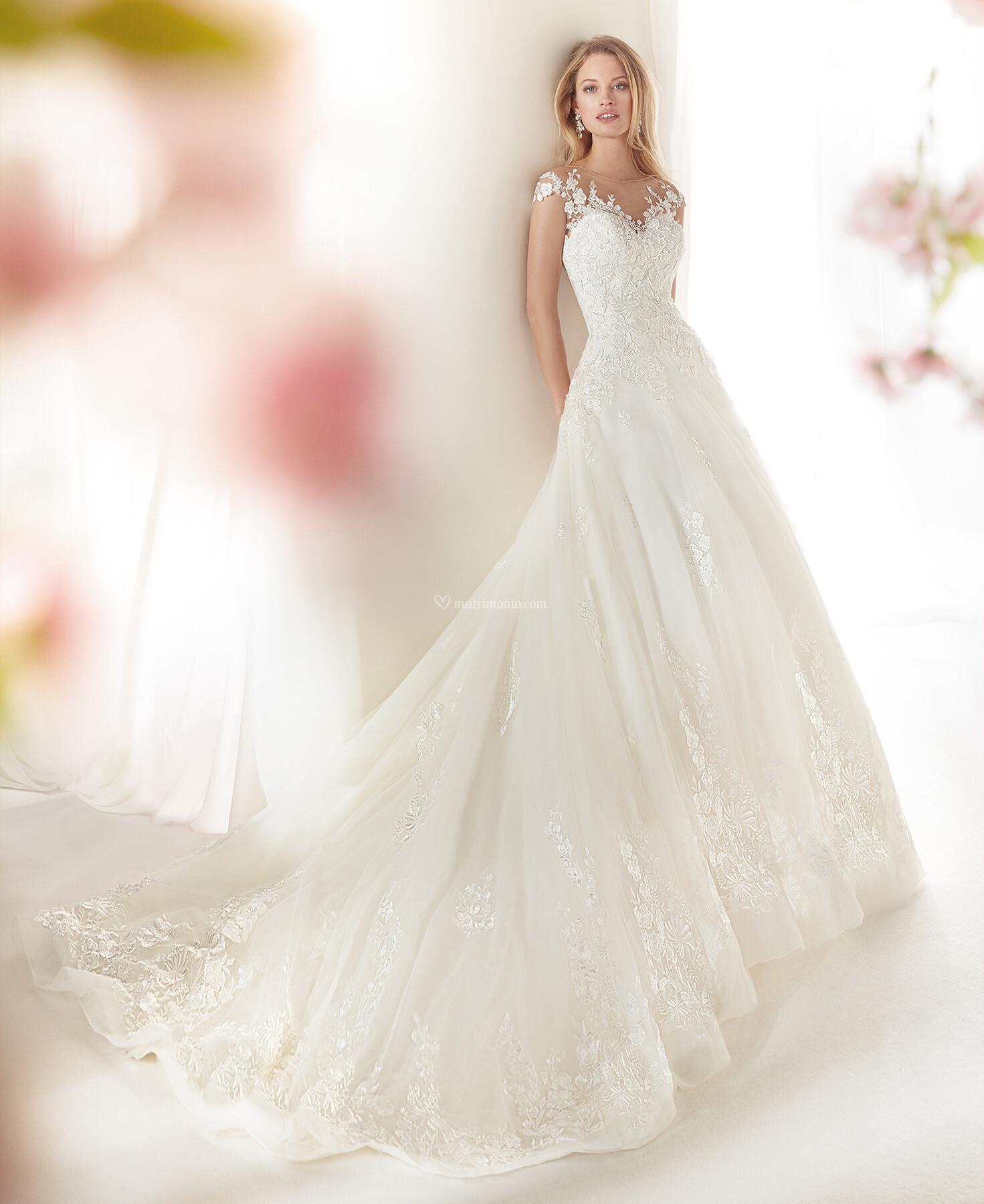 50b601e415c0 Abiti da Sposa - 2019 - Matrimonio.com