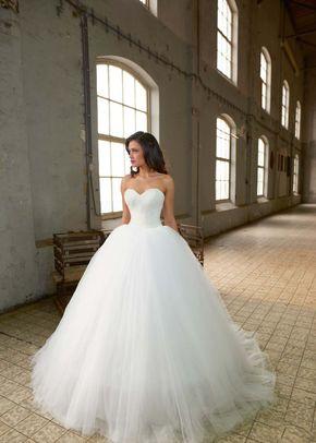 Adara , Crystalline Bridals