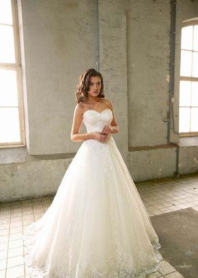 Tania , Crystalline Bridals