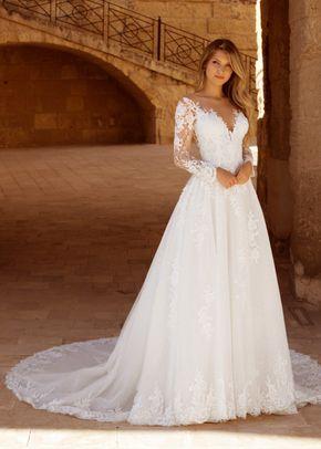 Blushing bride, Dando London