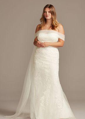 9WG3978, David's Bridal