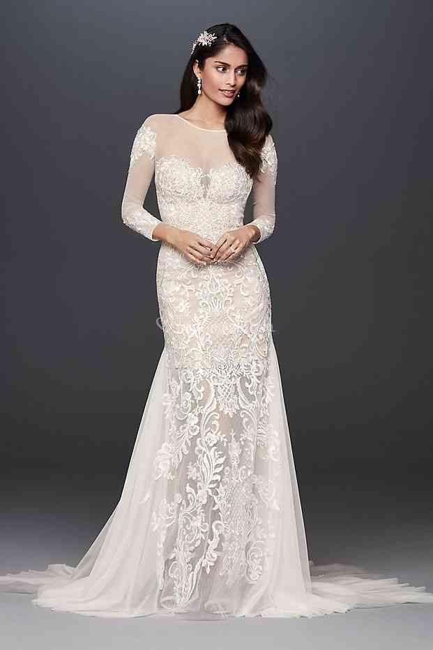 SWG827, David's Bridal
