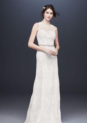 WG3953, David's Bridal