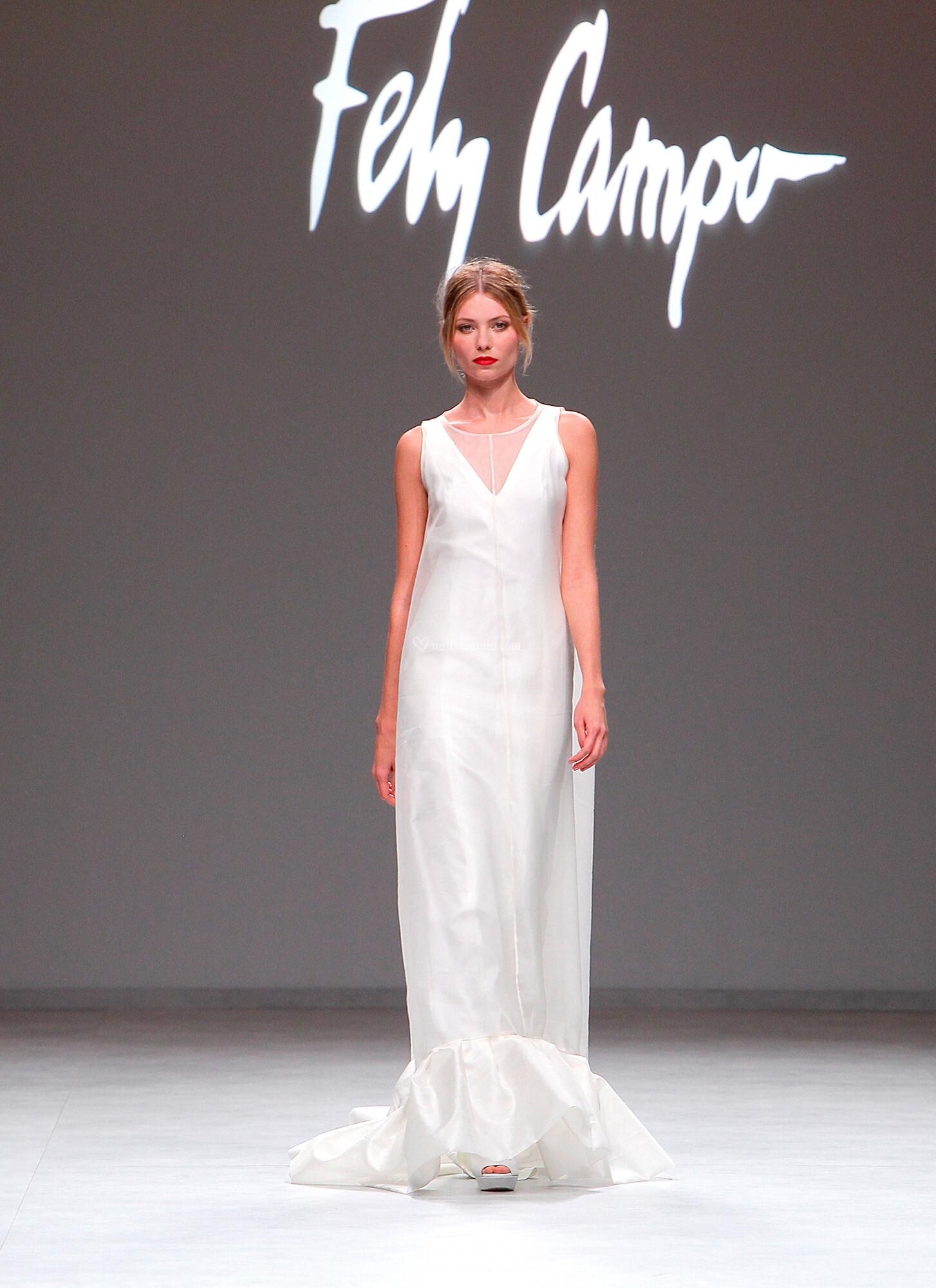 ae4c3bf3ba1c Abiti da Sposa di Fely Campo - Matrimonio.com