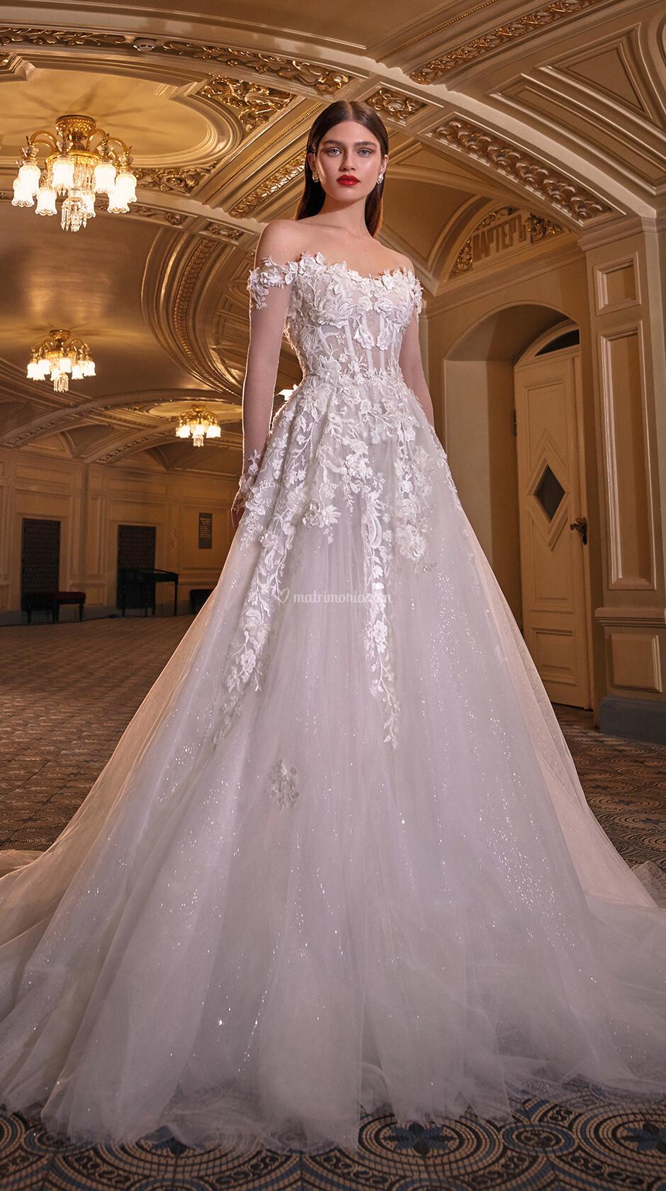 d0d279e330f15 Bridal dress Nadia Manzato Wedding Couture wwwnadiamanzato