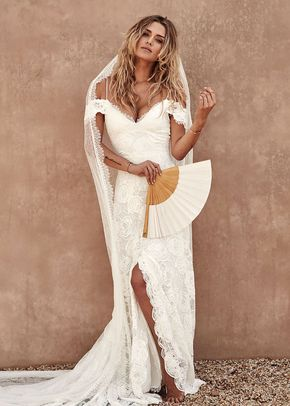 chantilly veil, 321