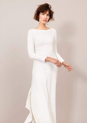 Pure Palais Dress, Kaviar Gauche
