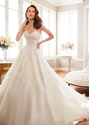 Y11713 - ALLAIRE, Mon Cheri Bridals