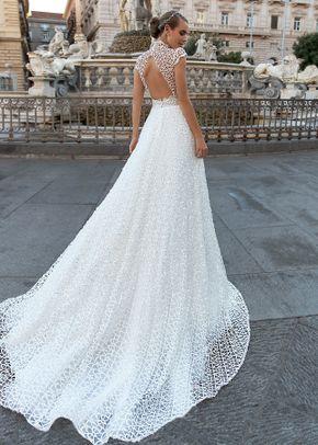 8118B+ruffles skirt, Monica Loretti