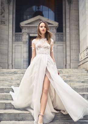 BL18108, Monique Lhuillier
