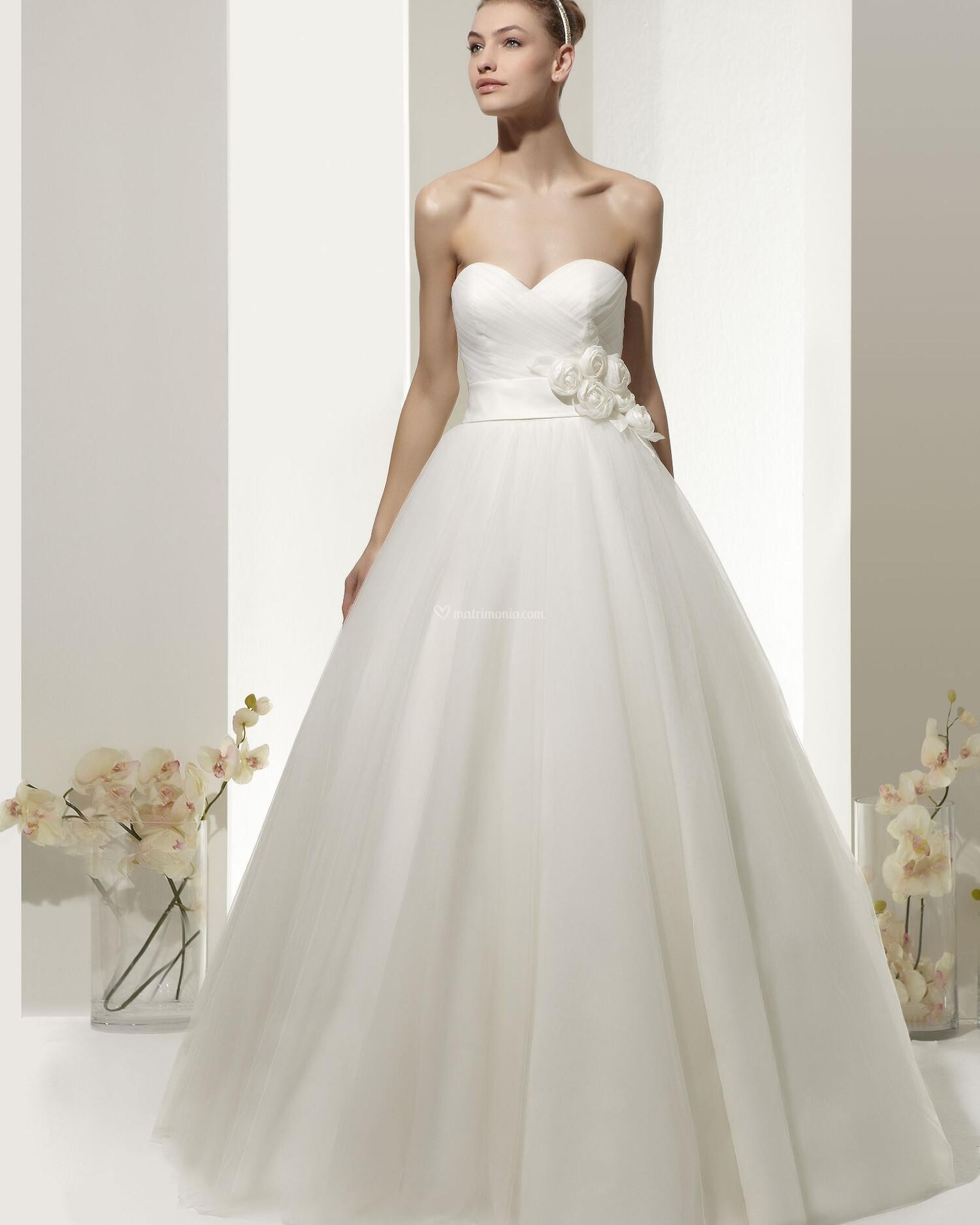 Matrimonio Zingaro : Zingaro abiti da sposa rosa clará matrimonio