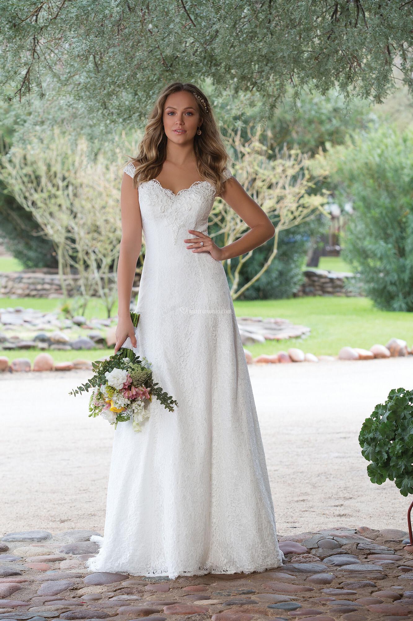 Abiti da Sposa di Sweetheart - 1127 - Matrimonio.com