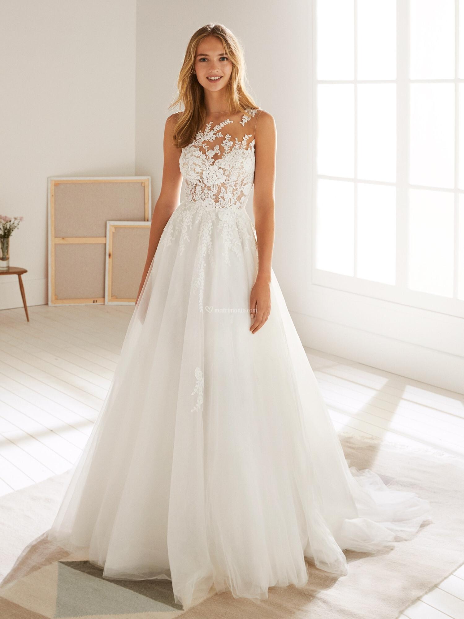 Abiti da Sposa di White One - OROPESA - Matrimonio.com