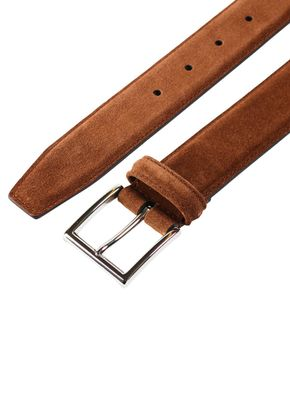 Polo Brown Suede, 540