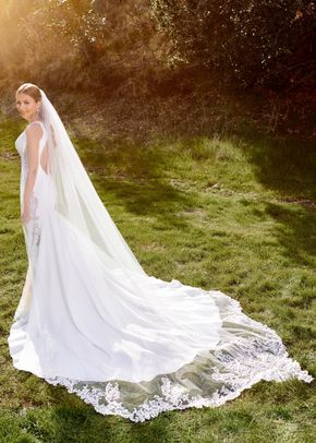 220272 veil, Mon Cheri Bridals