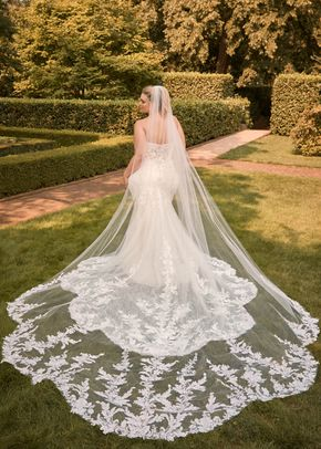 y22050 Veil, Mon Cheri Bridals