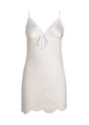 Fee Short Gown White, Agent Provocateur