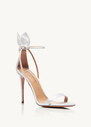 Bow Tie Crystal Sandal 105, 478