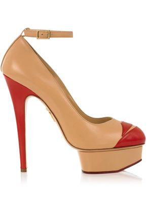 KISS ME DOLORES, Charlotte Olympia
