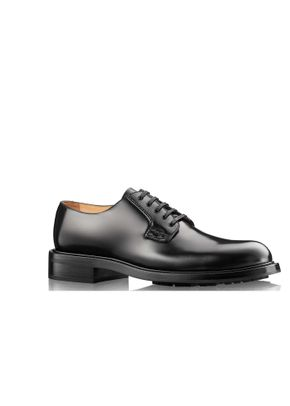 Lanark III Black Cavalry Calf, Crockett & Jones
