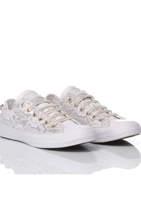CONVERSE OX GLAMOUR WHITE, 1017