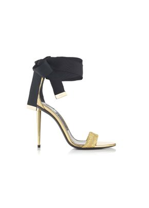 RUCHED ANKLE TIE  g, Tom Ford