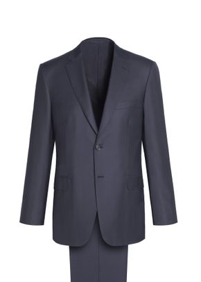 BLUE NAVY BRUNICO SUIT, Brioni