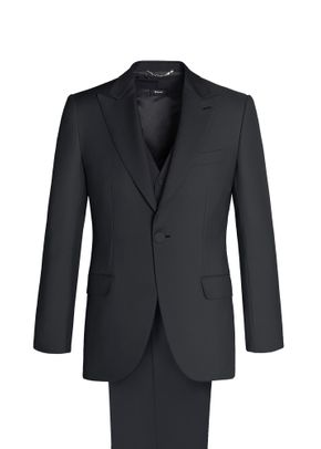 CONTINENTAL THREE-PIECE SUIT 2, Brioni