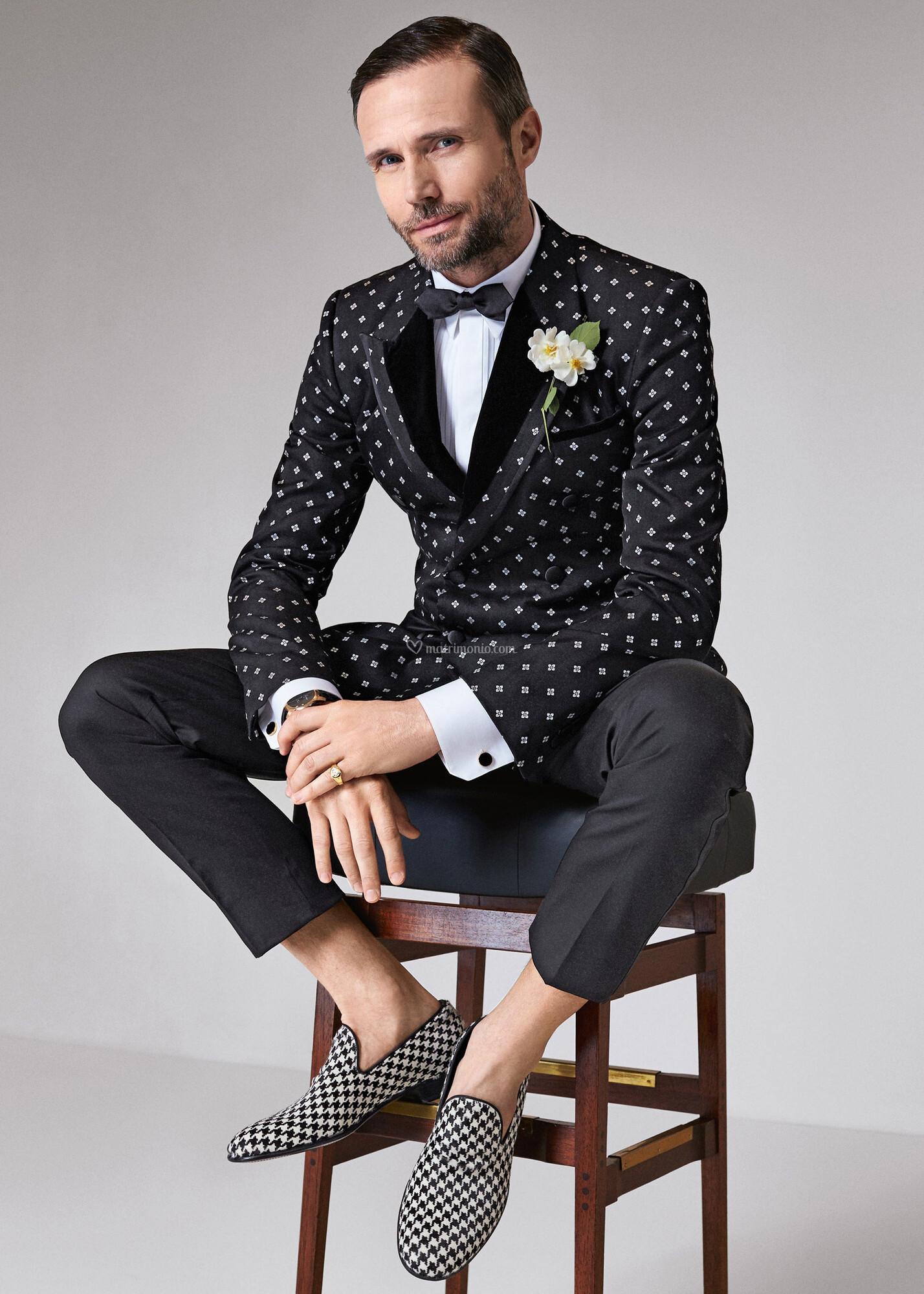 Vestiti Matrimonio Uomo Dolce Gabbana : Vestiti da sposo di dolce gabbana dg matrimonio